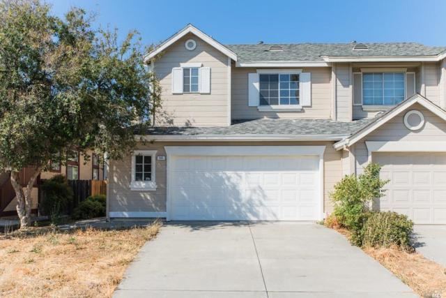385 Flagstone Circle, Suisun City, CA 94585 (#21823392) :: Windermere Hulsey & Associates