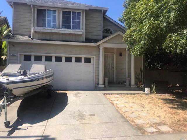334 Parkside Drive, Suisun City, CA 94585 (#21823601) :: W Real Estate | Luxury Team