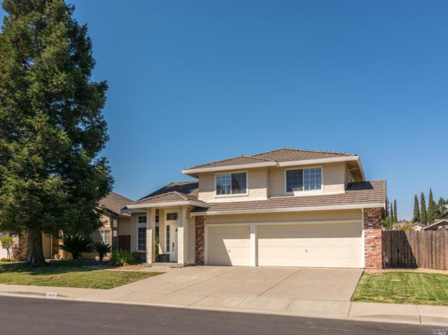 1168 Notre Dame Circle, Vacaville, CA 95687 (#21823635) :: RE/MAX GOLD