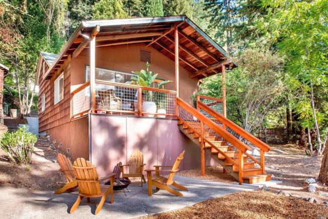 15300 Old River Road, Guerneville, CA 95446 (#21823660) :: RE/MAX GOLD
