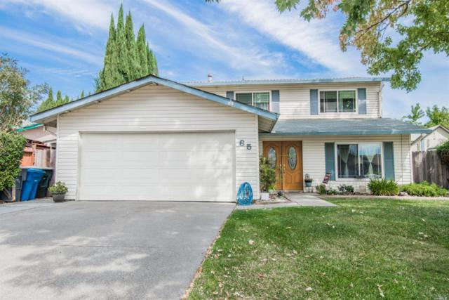65 Longview Drive, Vacaville, CA 95687 (#21823770) :: Ben Kinney Real Estate Team