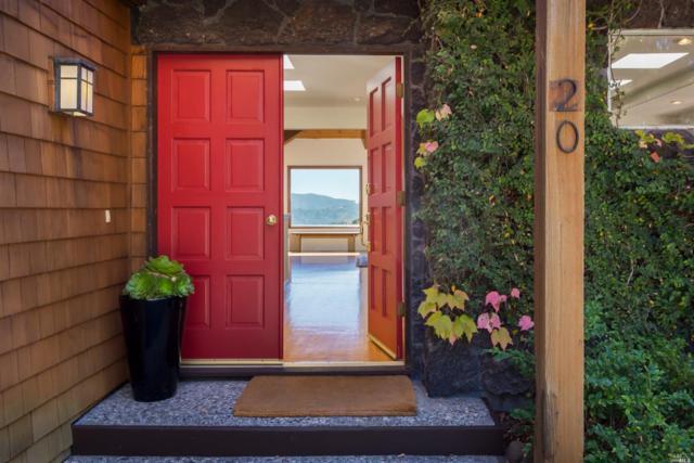 20 Fairview Avenue, Corte Madera, CA 94925 (#21823815) :: Ben Kinney Real Estate Team