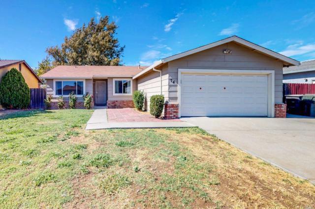 74 Terry Lane, Suisun City, CA 94585 (#21823940) :: W Real Estate | Luxury Team