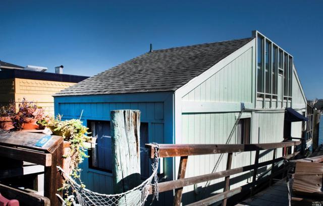 10 Issaquah Dock, Sausalito, CA 94965 (#21824131) :: W Real Estate | Luxury Team