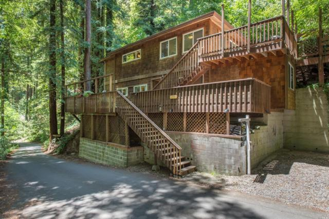 14700 Canyon 1 Road, Guerneville, CA 95446 (#21824145) :: RE/MAX GOLD