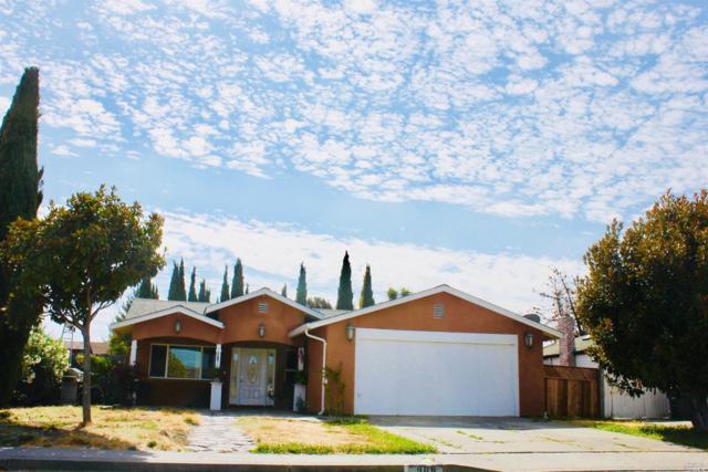 906 Tobin Drive, Vallejo, CA 94589 (#21824190) :: Ben Kinney Real Estate Team
