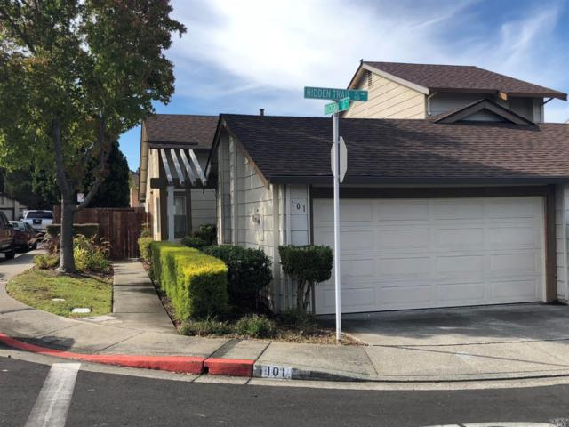 101 Hidden Trail Place, Vallejo, CA 94591 (#21824434) :: RE/MAX GOLD