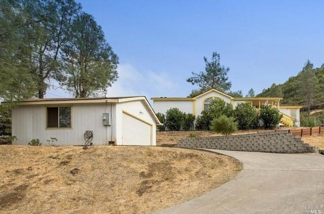 2205 Stagecoach Canyon Road, Pope Valley, CA 94567 (#21824494) :: Rapisarda Real Estate