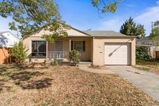 16 Balboa Avenue, Vallejo, CA 94591 (#21824521) :: RE/MAX GOLD