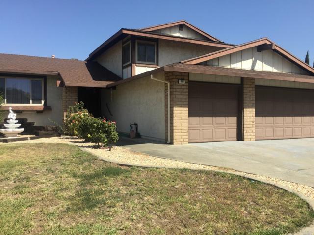 357 Bishop Drive, Vacaville, CA 95687 (#21824562) :: Windermere Hulsey & Associates