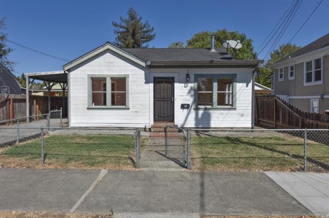 1706 F Street, Napa, CA 94559 (#21824609) :: Ben Kinney Real Estate Team