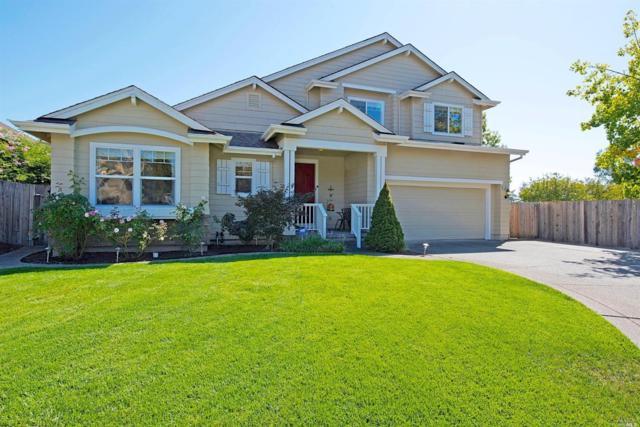 1321 Zachery Place, Santa Rosa, CA 95409 (#21824636) :: RE/MAX GOLD