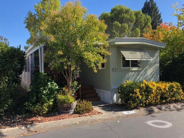 2412 Foothill Boulevard #51, Calistoga, CA 94515 (#21824688) :: Rapisarda Real Estate