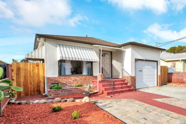 5345 Potrero Avenue, El Cerrito, CA 94530 (#21824817) :: Ben Kinney Real Estate Team