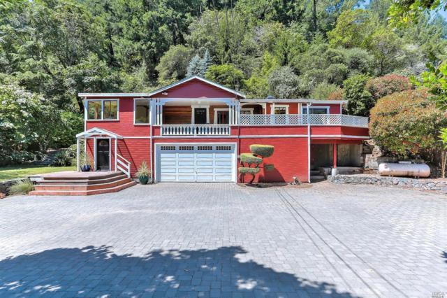 110 Resaca Avenue, Forest Knolls, CA 94933 (#21824830) :: Ben Kinney Real Estate Team