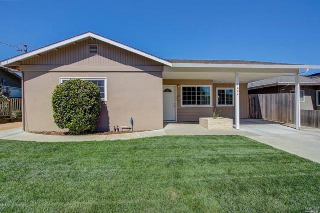 2294 Janette Drive, Napa, CA 94558 (#21824835) :: Ben Kinney Real Estate Team
