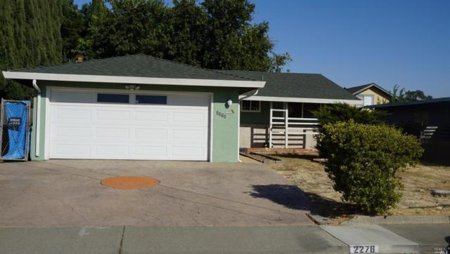 2278 Santa Fe Drive, Fairfield, CA 94533 (#21824899) :: W Real Estate | Luxury Team