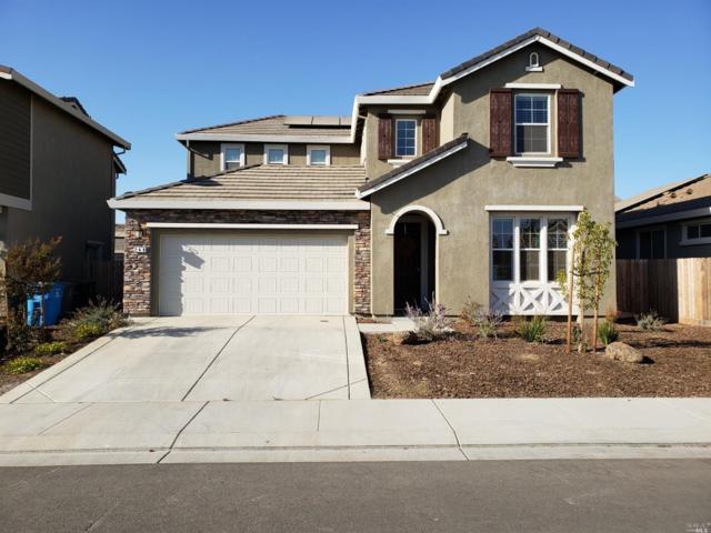 248 Daphne Drive, Vacaville, CA 95687 (#21824900) :: Windermere Hulsey & Associates