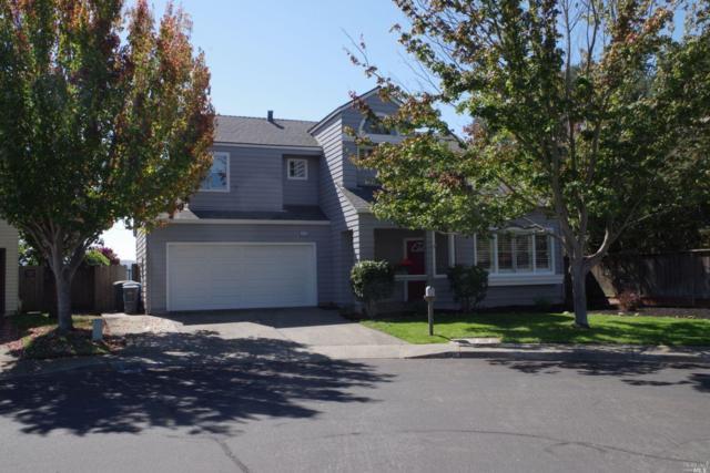 143 Waterview Terrace, Vallejo, CA 94591 (#21824916) :: Windermere Hulsey & Associates