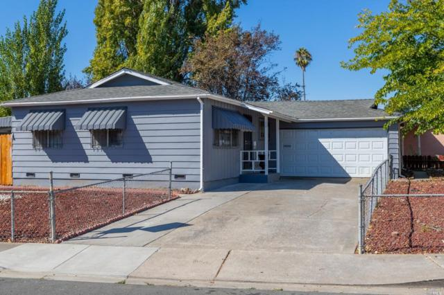 132 Cynthia Avenue, Vallejo, CA 94589 (#21824985) :: Ben Kinney Real Estate Team