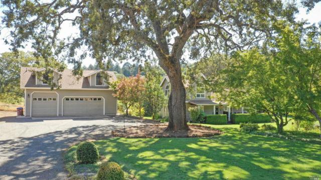 1225 Summit Lake Drive, Angwin, CA 94508 (#21825233) :: RE/MAX GOLD