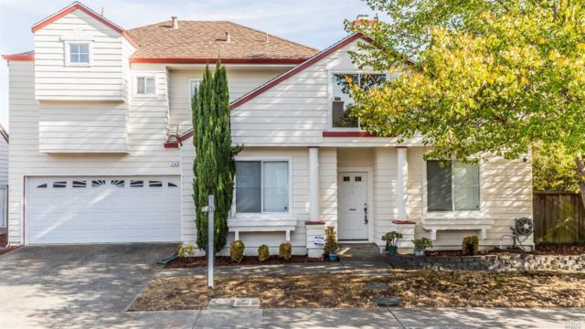 216 Waterview Terrace, Vallejo, CA 94591 (#21825377) :: Windermere Hulsey & Associates