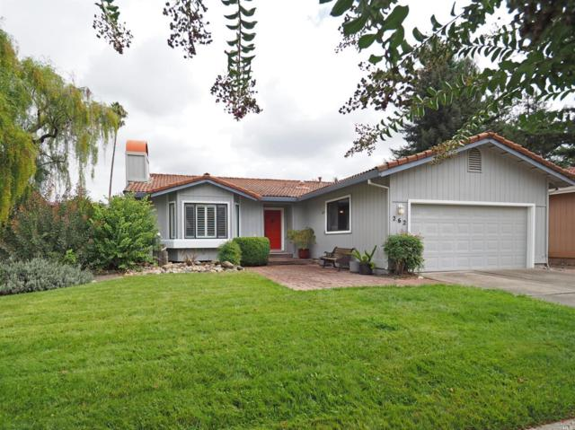 262 Almond Way, Healdsburg, CA 95448 (#21825488) :: W Real Estate | Luxury Team