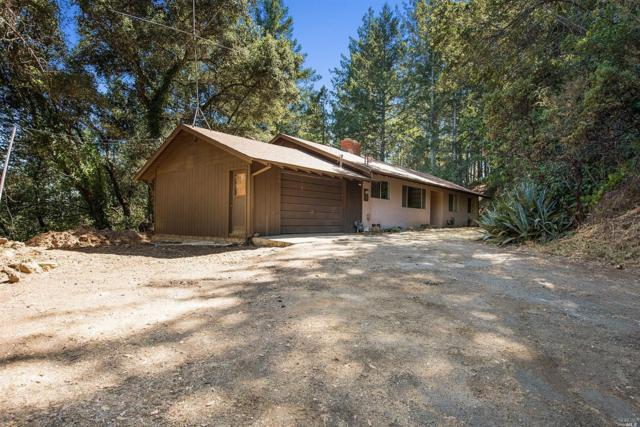 590 Sunset Drive, Angwin, CA 94508 (#21825663) :: Intero Real Estate Services