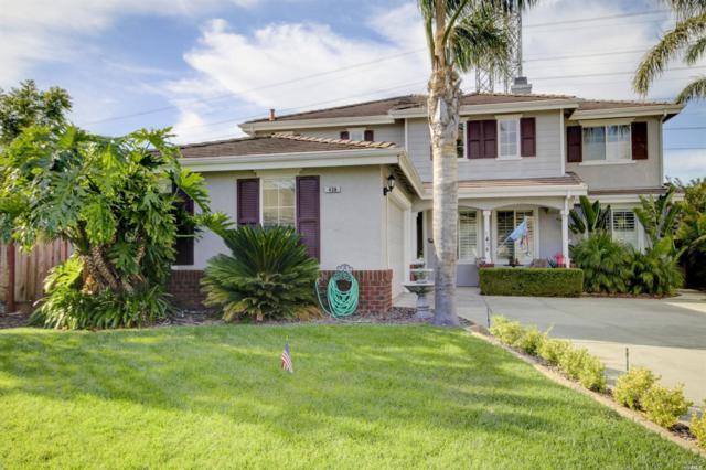 438 Northrup Lane, American Canyon, CA 94503 (#21825912) :: W Real Estate | Luxury Team