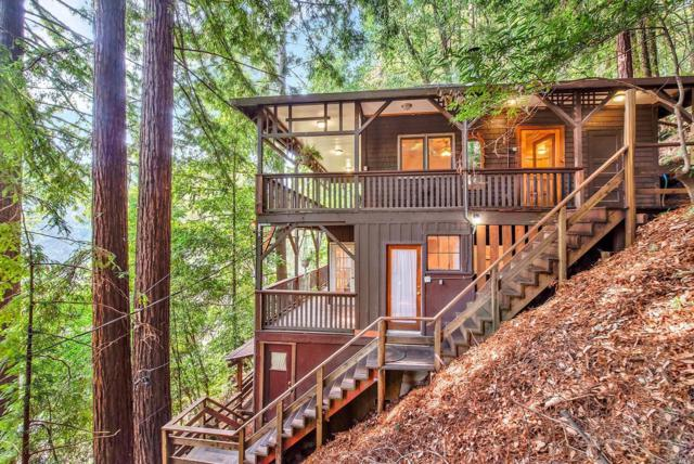 14023 Old Cazadero Road, Guerneville, CA 95446 (#21826079) :: RE/MAX GOLD