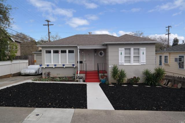 156 Edgemont Avenue, Vallejo, CA 94590 (#21826328) :: Lisa Imhoff | Coldwell Banker Kappel Gateway Realty