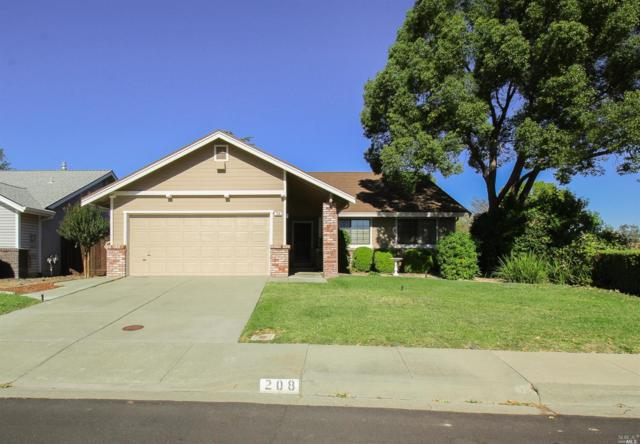 208 White Sands Drive, Vacaville, CA 95687 (#21826374) :: Perisson Real Estate, Inc.