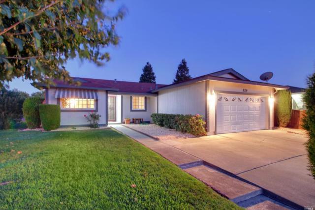 829 Tree Duck Way, Suisun City, CA 94585 (#21826399) :: Rapisarda Real Estate