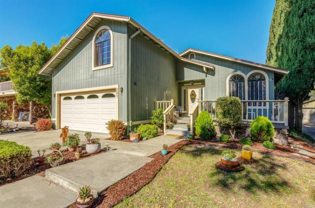 731 W I Street, Benicia, CA 94510 (#21826621) :: Windermere Hulsey & Associates