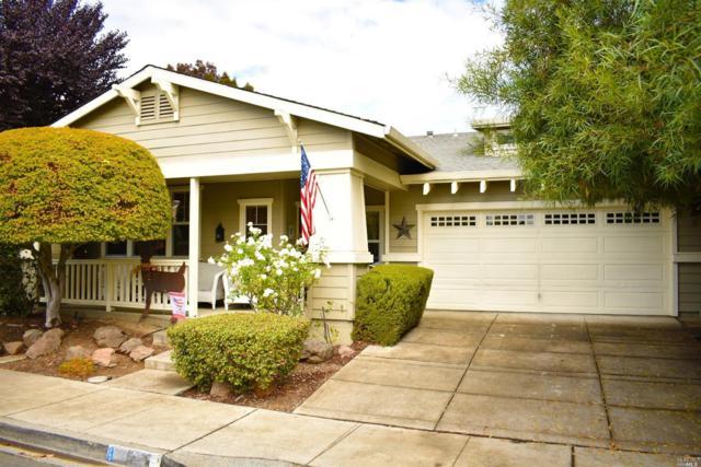6 Wild Rye Way, Napa, CA 94558 (#21826646) :: Rapisarda Real Estate