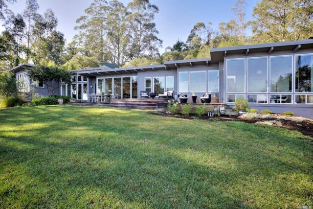 40 Crecienta Lane, Sausalito, CA 94965 (#21826730) :: Rapisarda Real Estate