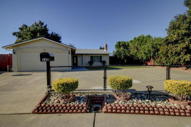 124 Rockport Court, Vacaville, CA 95687 (#21826793) :: Windermere Hulsey & Associates