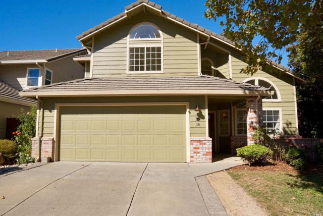 16 Winestone Court, Napa, CA 94558 (#21826903) :: Lisa Imhoff   Coldwell Banker Kappel Gateway Realty