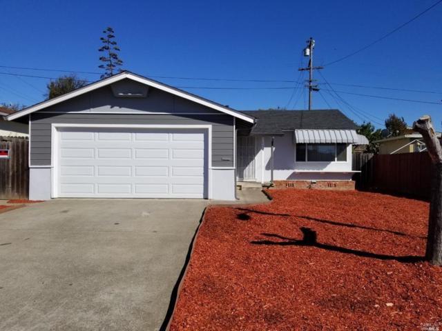 118 Benjamin Street, Vallejo, CA 94589 (#21826994) :: Lisa Imhoff | Coldwell Banker Kappel Gateway Realty