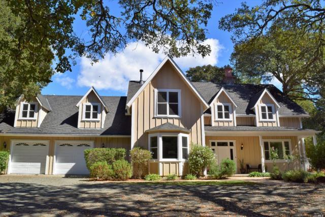 2010 Morningside Mountain, Glen Ellen, CA 95442 (#21827054) :: Rapisarda Real Estate