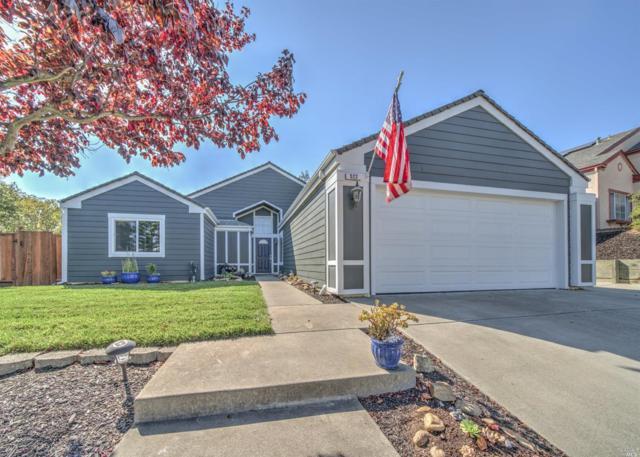 522 Fuchsia Drive, Benicia, CA 94510 (#21827066) :: Rapisarda Real Estate