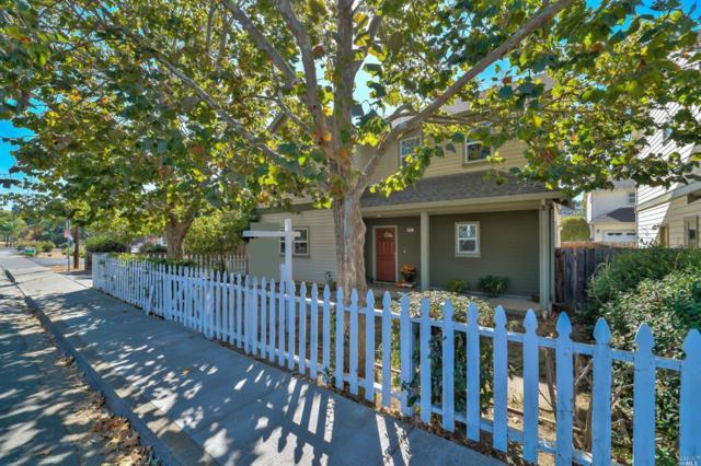 516 W J Street, Benicia, CA 94510 (#21827140) :: Windermere Hulsey & Associates