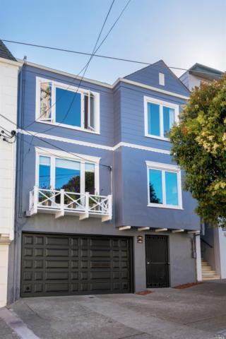 1408 Funston Avenue, San Francisco, CA 94122 (#21827278) :: Perisson Real Estate, Inc.