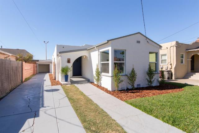 10515 Breed Avenue, Oakland, CA 94603 (#21827285) :: Perisson Real Estate, Inc.