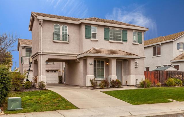 1664 Mcguire Circle, Suisun City, CA 94585 (#21827440) :: Michael Hulsey & Associates