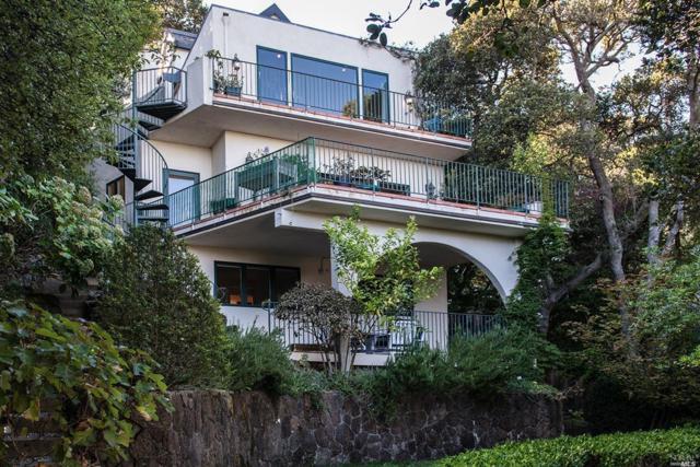 164 Crescent Avenue, Sausalito, CA 94965 (#21827487) :: Rapisarda Real Estate
