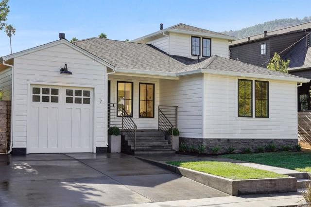 7 William Avenue, Larkspur, CA 94939 (#21827579) :: Lisa Imhoff | Coldwell Banker Kappel Gateway Realty
