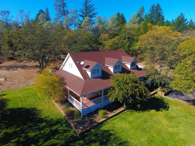 2255 Summit Lake Drive, Angwin, CA 94508 (#21827968) :: Intero Real Estate Services