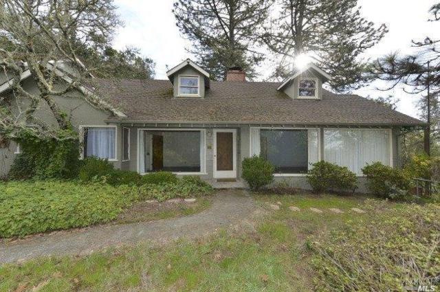 450 Sunset Drive, Angwin, CA 94508 (#21828030) :: Intero Real Estate Services