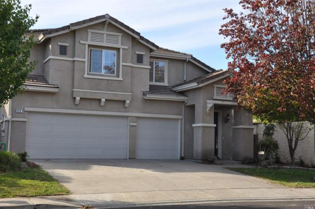 419 Mountain Meadows Drive, Fairfield, CA 94534 (#21828080) :: Windermere Hulsey & Associates